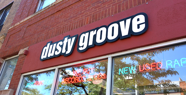 Dusty Groove Offers Eclectic Records And A Ukrainian Village