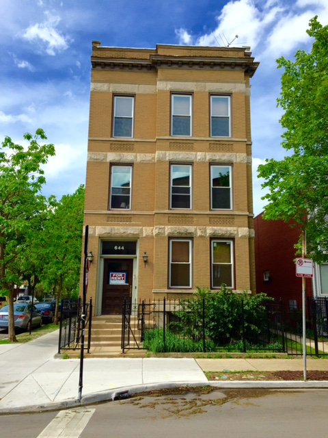 Lincoln Park Apartments For Rent 3 Bedroom 1 Bathroom At 644 Schubert Ave 2f
