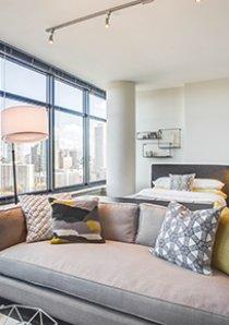 studio apartment for rent in Chicago