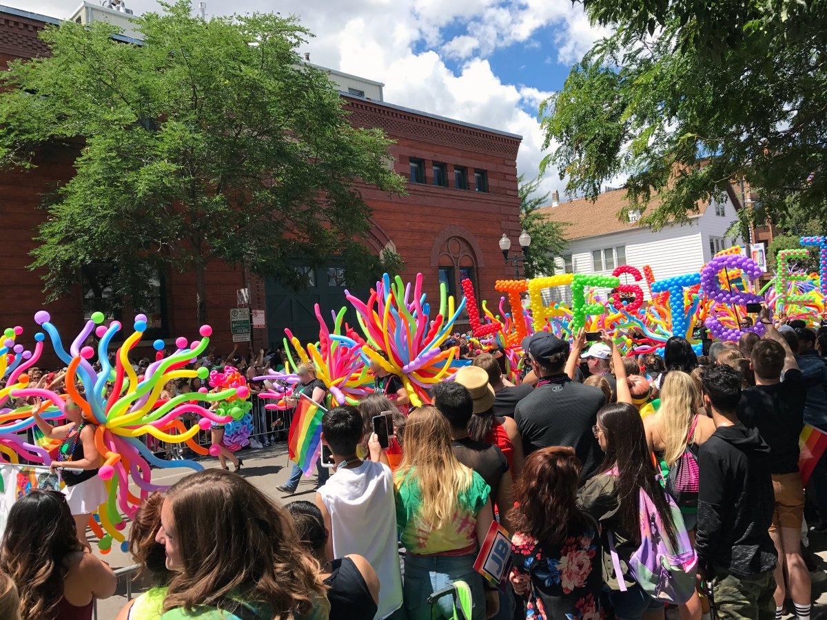 Chicago Boystown PRIDE Parade