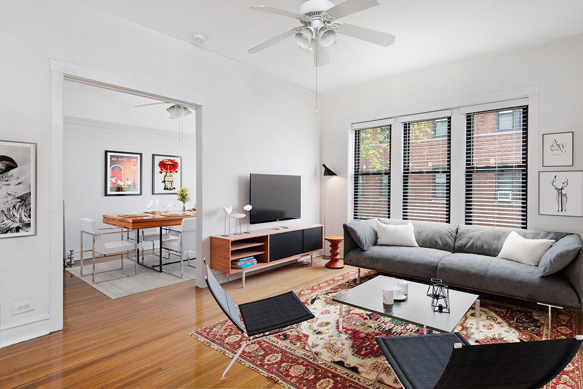 634 West Cornelia Apartments