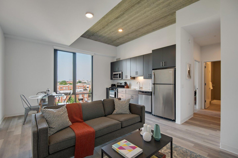 X Chicago Apartments