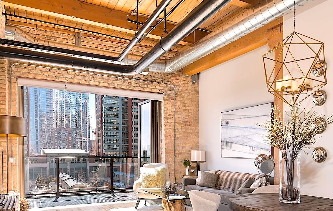 The Lofts at River East Apartments