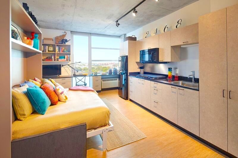 SoNu Digs Apartments